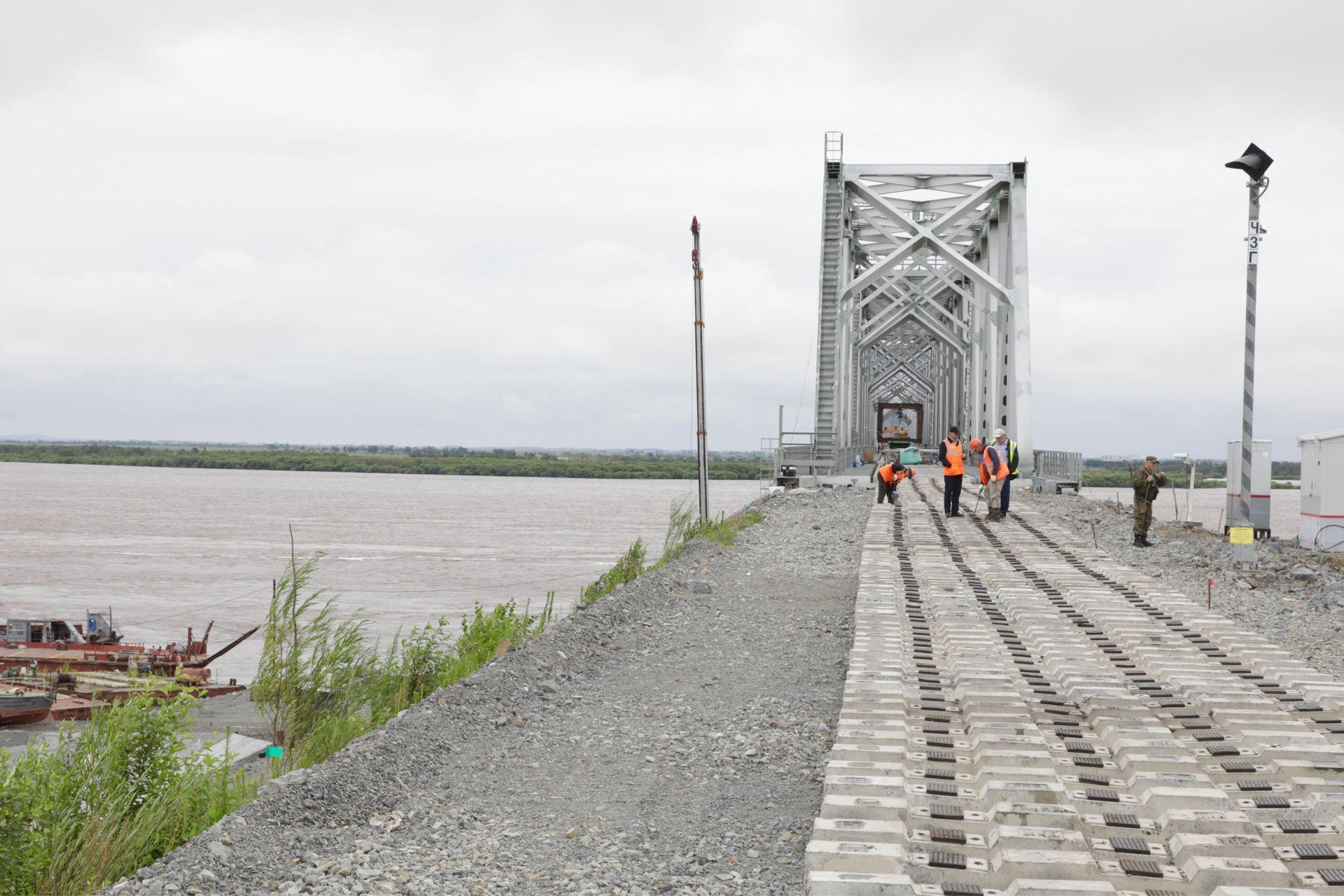 Между двух стран: когда же заработает трансграничный мост в ЕАО?