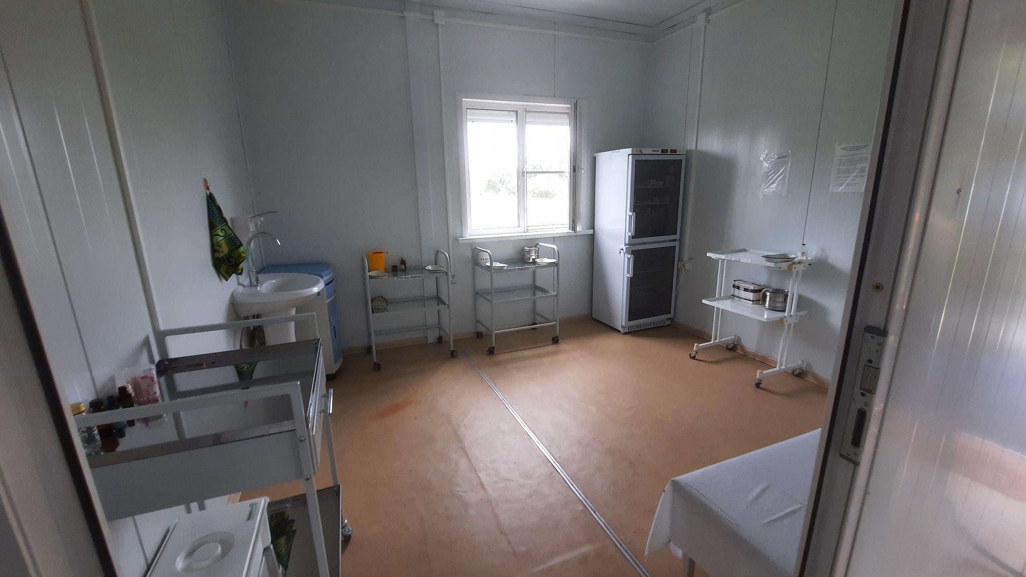 В новых ФАПах невозможно работать в жару - главврач районной больницы Еврейской автономии