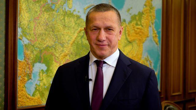 尤里·特鲁特涅夫感谢远东地区参加选举